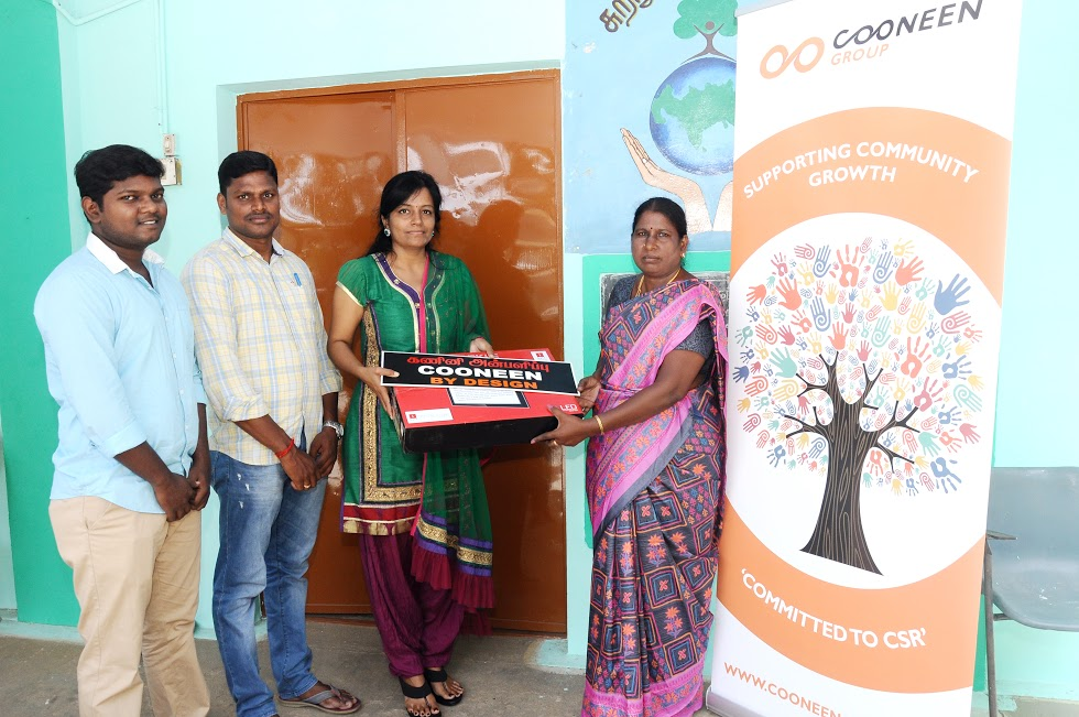 Cooneen Group CSR campaign