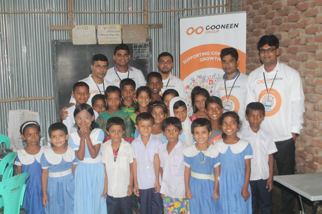 Cooneen Group CSR Supporting Community Growth in Bangladesh
